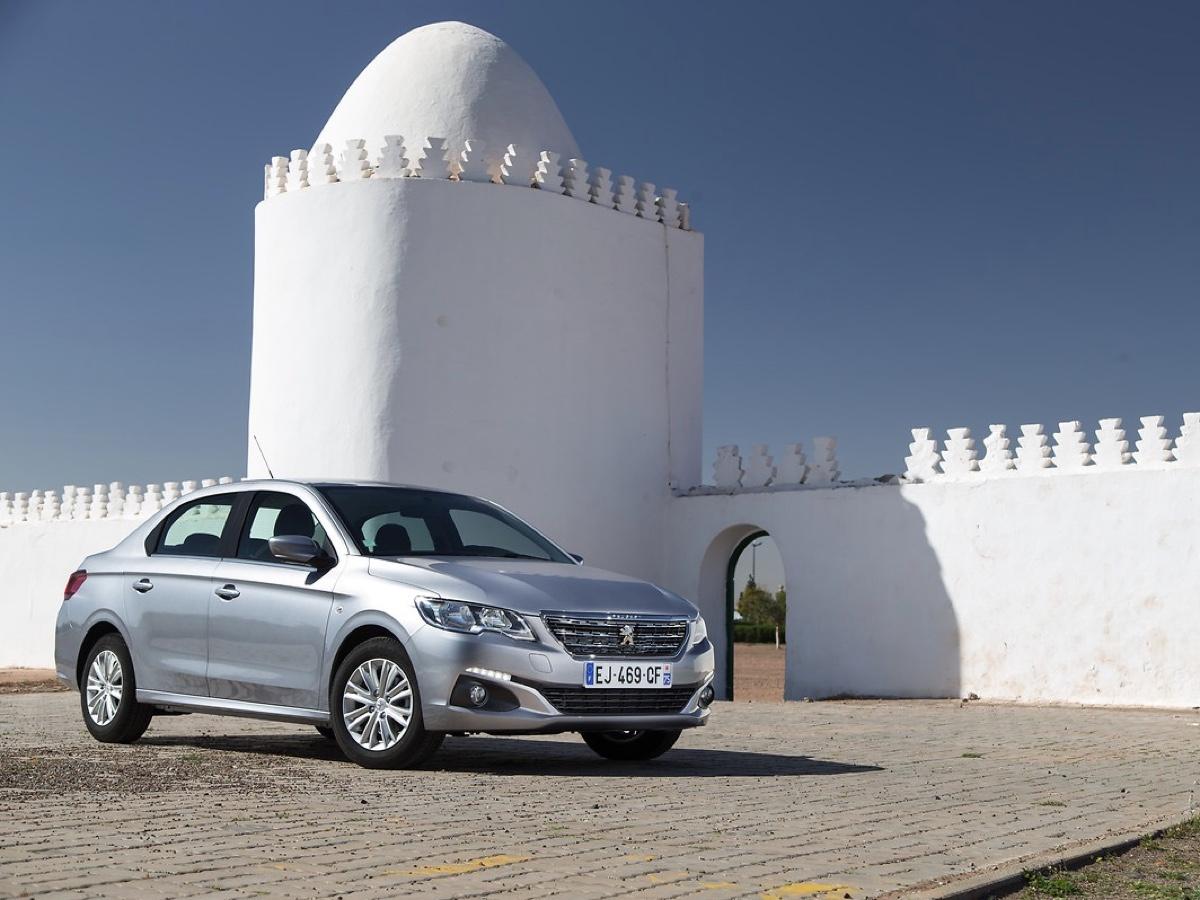 Peugeot Marocco