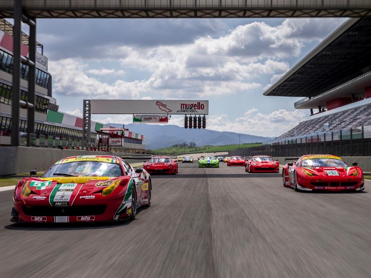Ferrari Club Competizioni GT