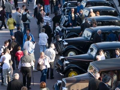 """Citroën chiama a raccolta le auto storiche per il """"Raduno del Secolo"""""""
