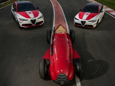 Alfa Romeo Racing celebra il Gran Premio numero 1000 nella storia della F1