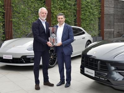 Il Centro Porsche Pesaro è il Top Partner 2019 italiano