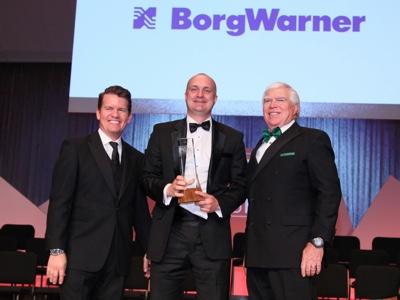 BorgWarner vince il PACE Awards 2019 per l'innovativo turbocompressore a doppia spirale