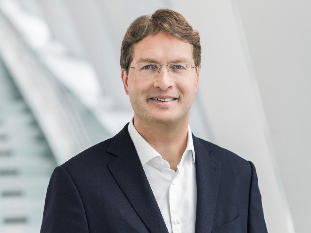 Daimler Ola Källenius