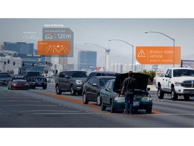 Mitsubishi Electric e Here sviluppano un sistema di allerta sui pericoli della strada