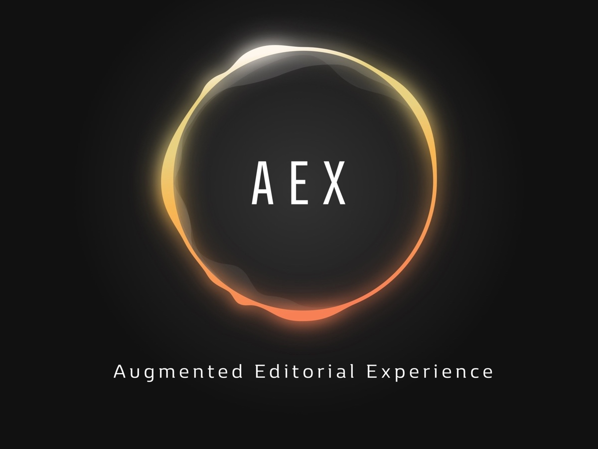 Renault AEX Augmented Editorial Experience