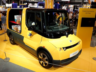 Renault and La Poste: trial for last mile deliveries