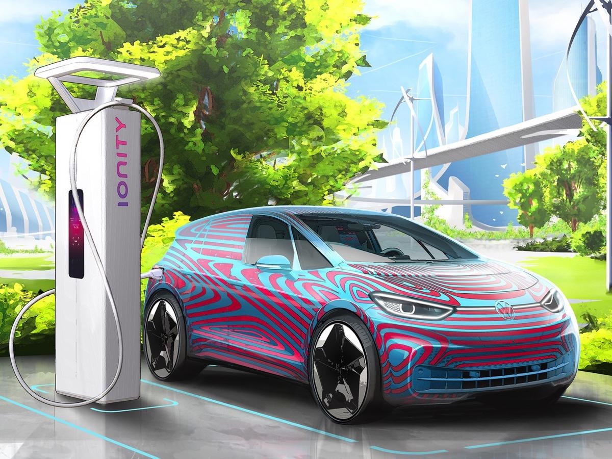 Volkswagen Ionity