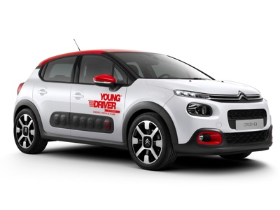 Citroën is offering the chance to learn to drive from the age of 10