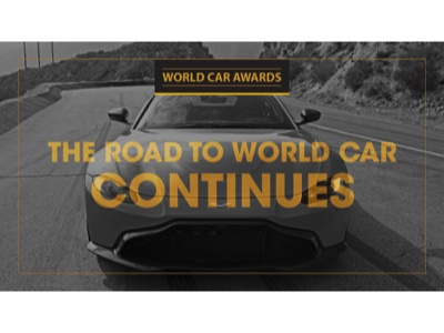 Jury nominated for the World Car Award 2020