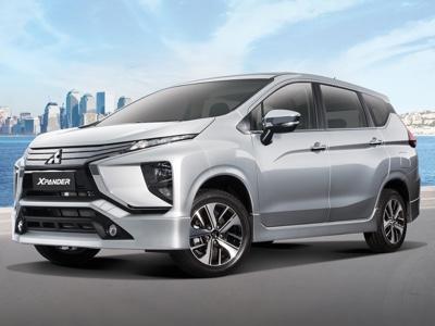 Mitsubishi avvia l'assemblaggio di Xpander in Vietnam