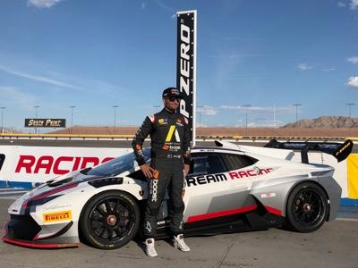 Chad Reed set to make his Lamborghini Super Trofeo Debut