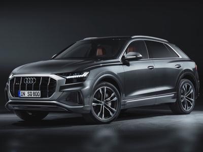 Audi SQ8 TDI: il Diesel più potente del mercato