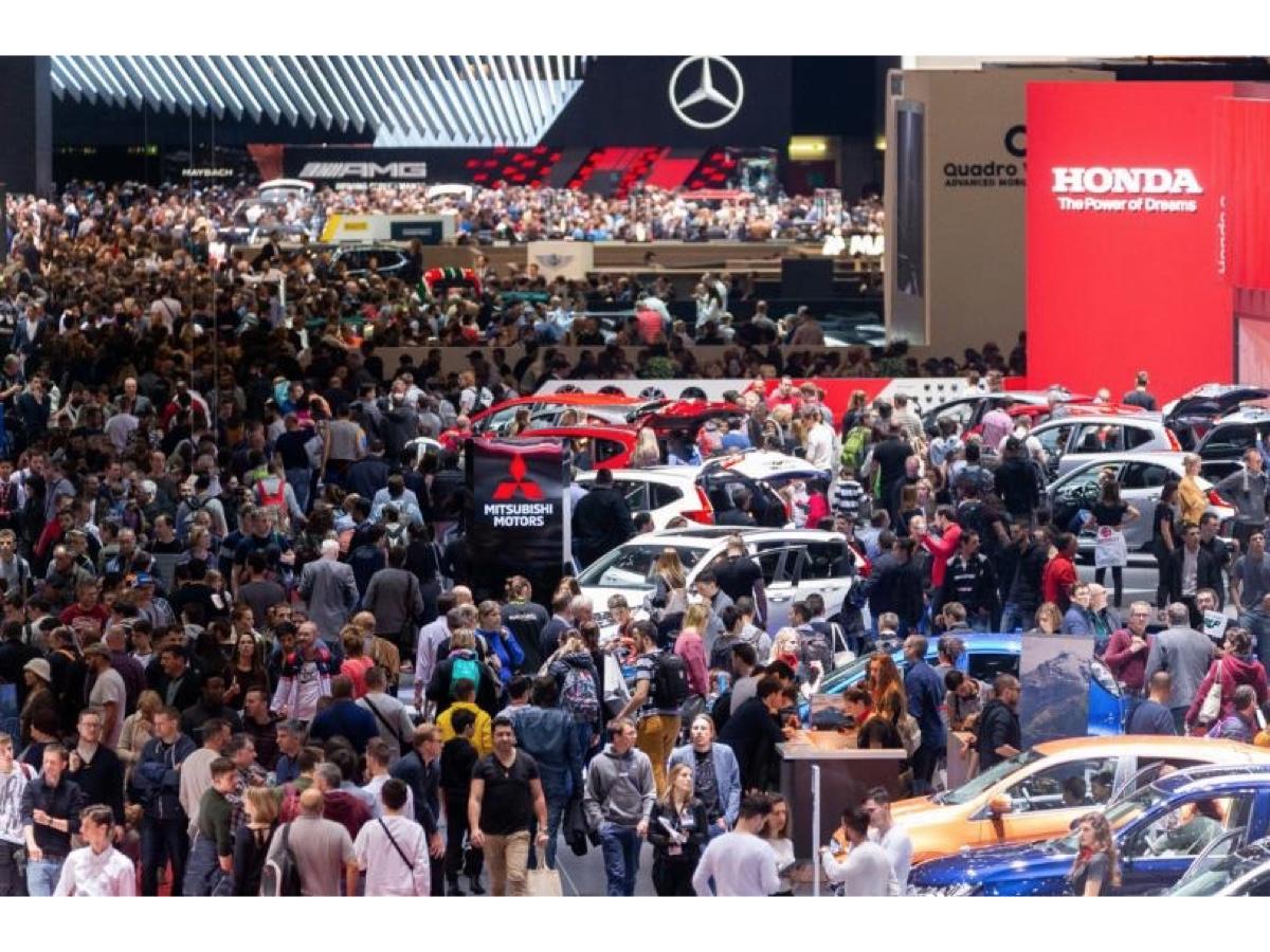 Salone dell'Auto di Ginevra 2019