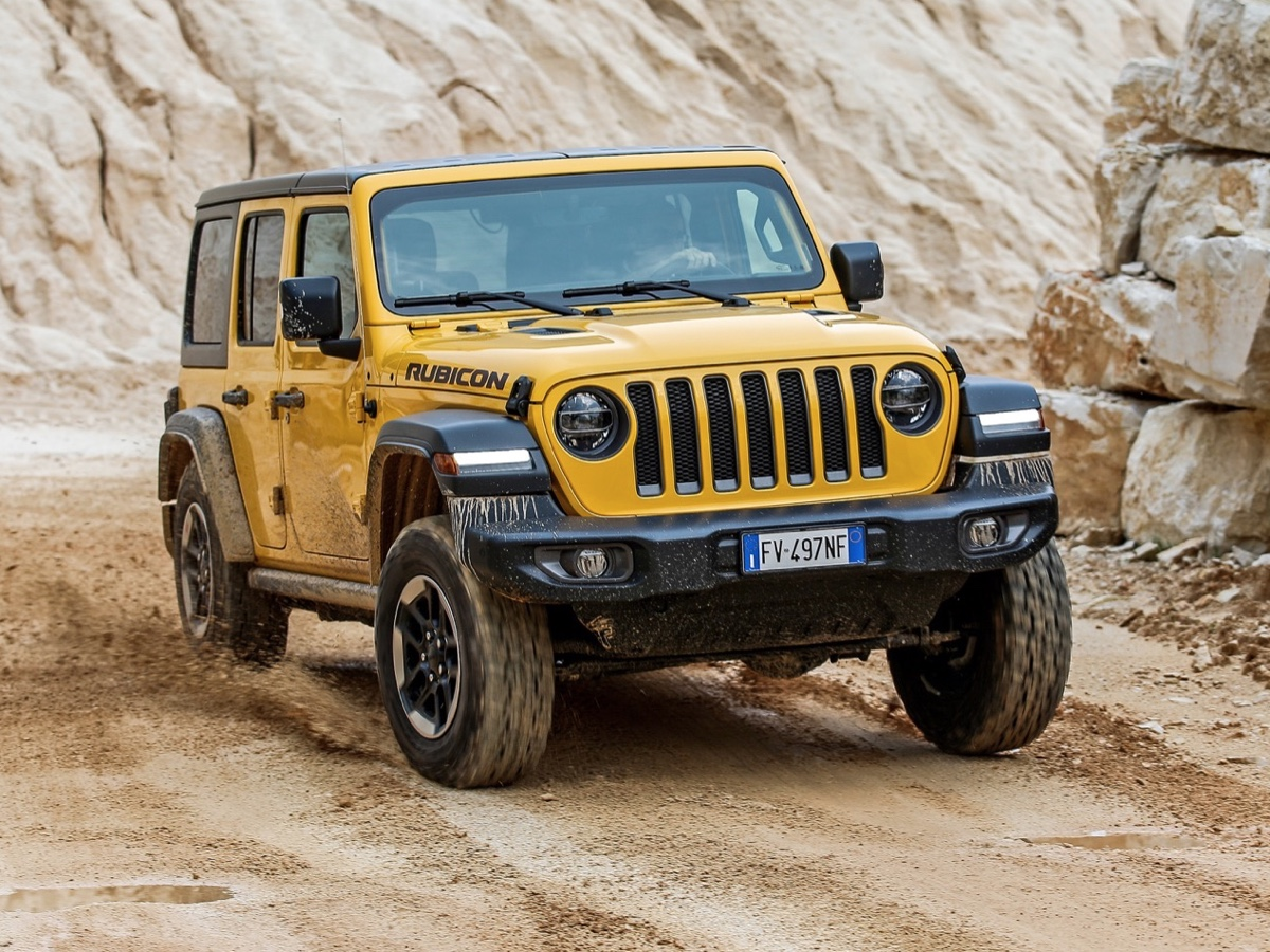 Jeep Off Road 2019