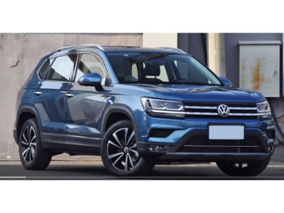 Volkswagen to start production of Tarek small crossover in Mexico in 2020