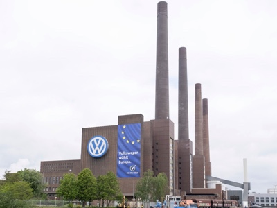"Volkswagen with New Corporate Mission Statement Environment ""goTOzero"""