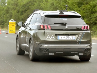 Autonomous vehicles reach a new milestone thanks to the collaboration between PSA and Vinci