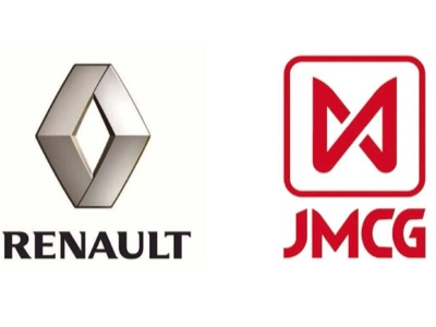 Groupe Renault and JMCG establish a joint venture for electric vehicles in China