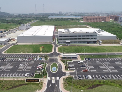 Continental opens new powertrain plant in Wuhu, China