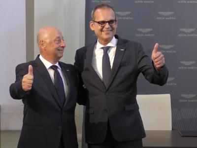 Aston Martin aprirà la prima concessionaria in Ungheria all'inizio del 2020