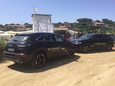 DS 3 Crossback e DS 7 Crossback protagoniste dell'estate In Sardegna
