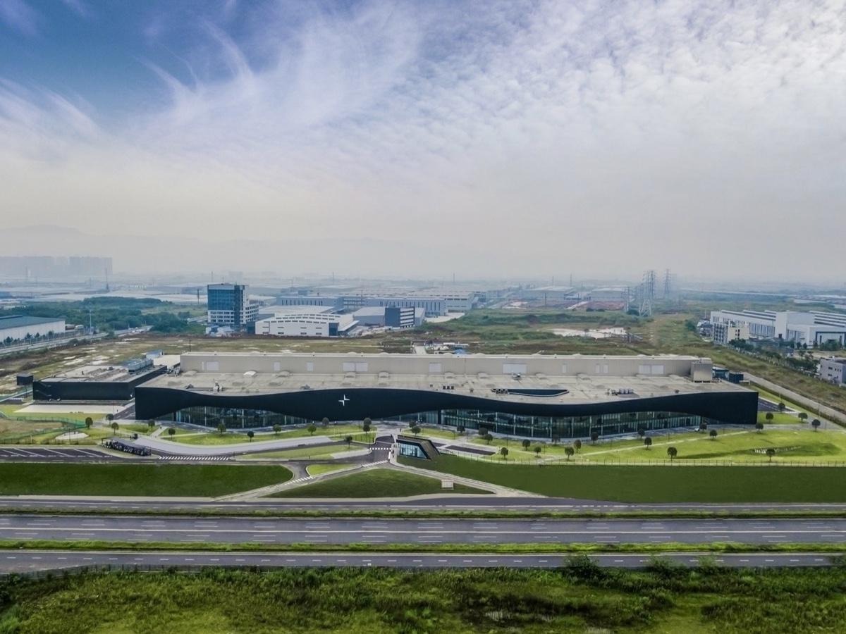 Polestar Chengdu Production Centre