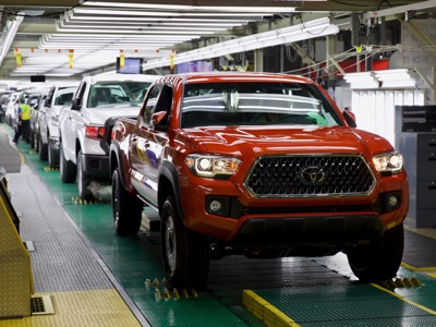 Toyota injects $391 million new investment in its San Antonio assembly plant