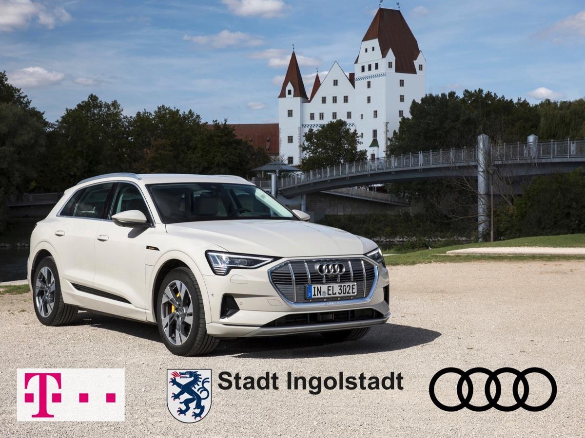 Audi, Ingolstadt e Telekom collaborano al 5G