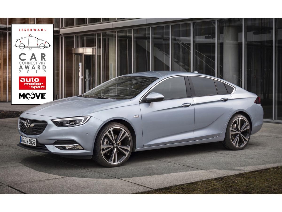 Opel Car Connectivity Award 2019