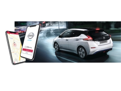 New Nissan Charge application makes EV charging on the move easier than ever