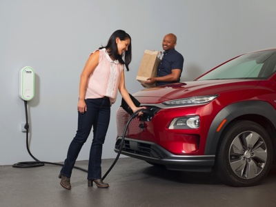 New EV home charger from Electrify America