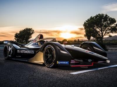 DS Techeetah reveals the E-Tense FE20 for Formula E