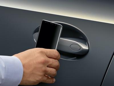 Il Gruppo BMW annuncia la prossima generazione di chiavi digitali