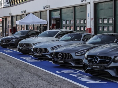 AMG open weekend il 16/17 novembre