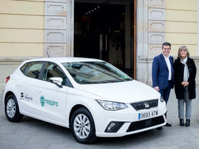 Seat's carsharing company Respiro to operate in Barcelona