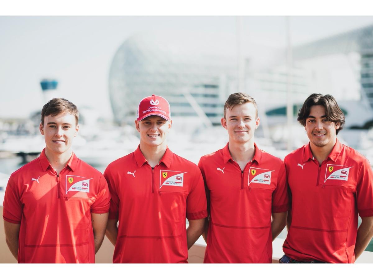 Ferrari Driver Academy Formula 2