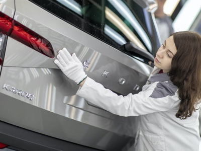 Škoda increases the production sites of Karoq