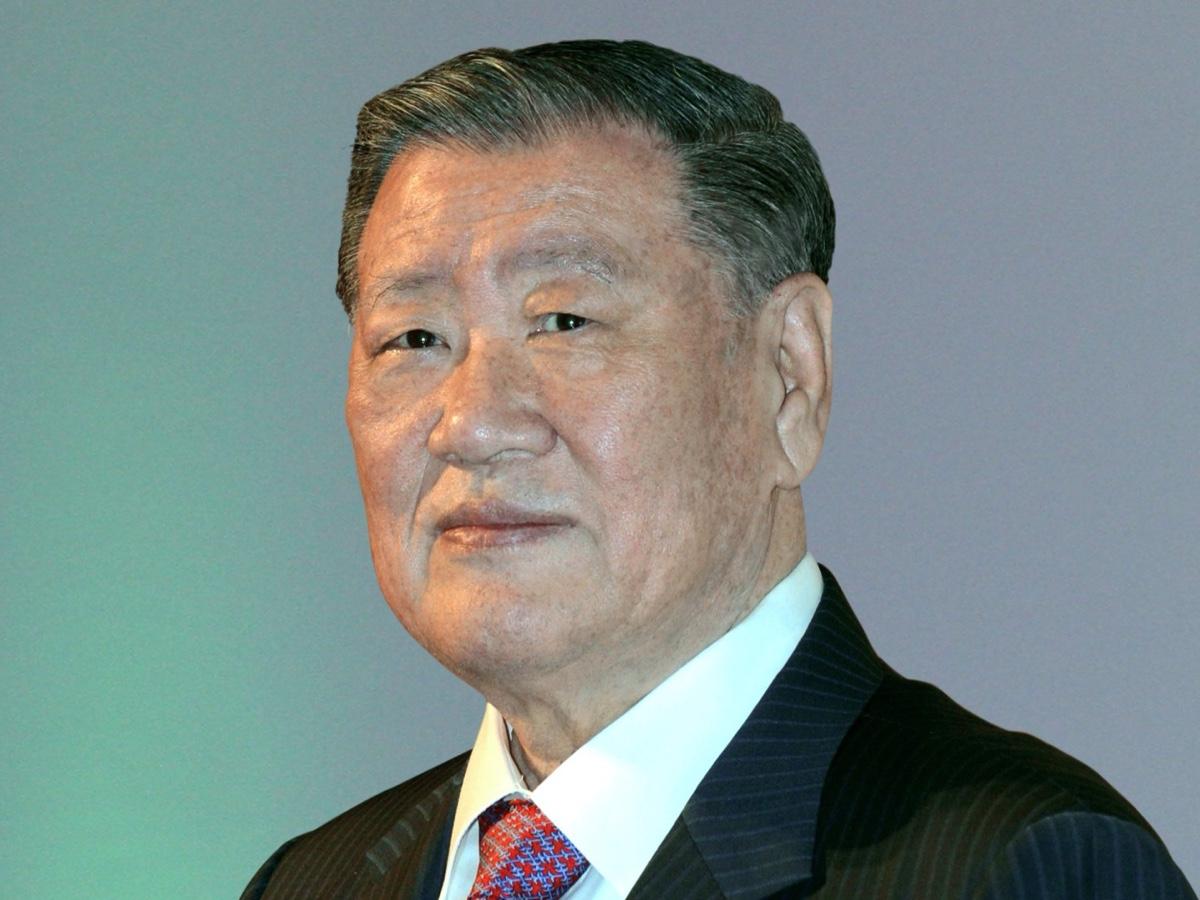 Hyundai Motor Group Mong-Koo Chung