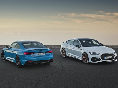 Al via gli ordini per le RS 4 Avant e RS 5 Coupé e Sportback di Audi Sport