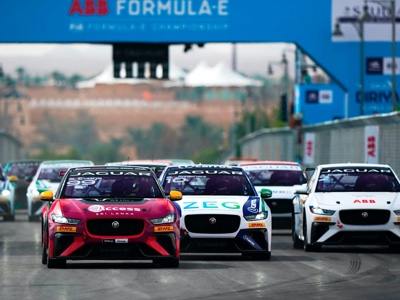 Con la 3ª stagione si conclude il trofeo Jaguar I-Pace eTrophy