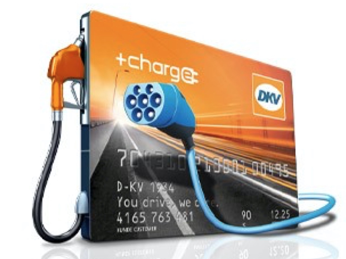 DKV charge card