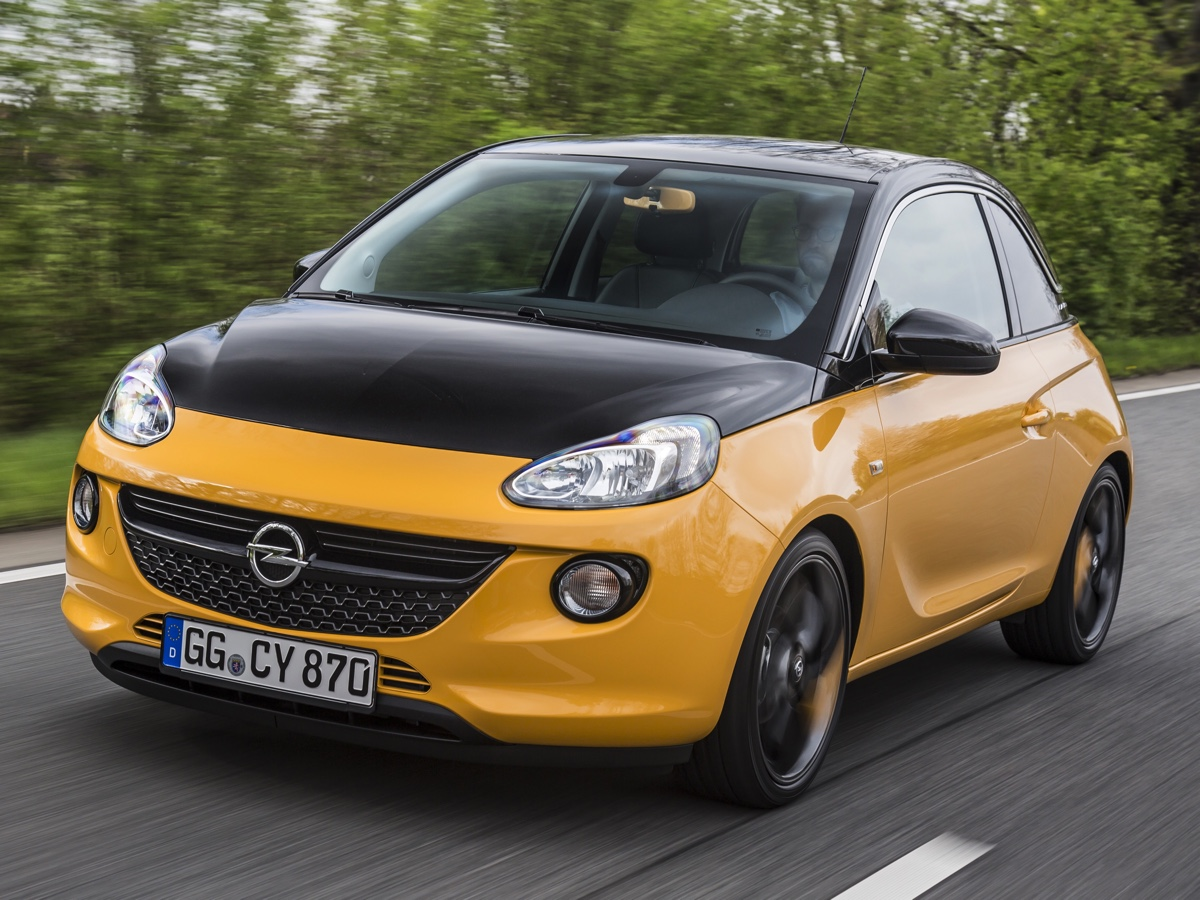 opel insignia and adam are the most reliable models