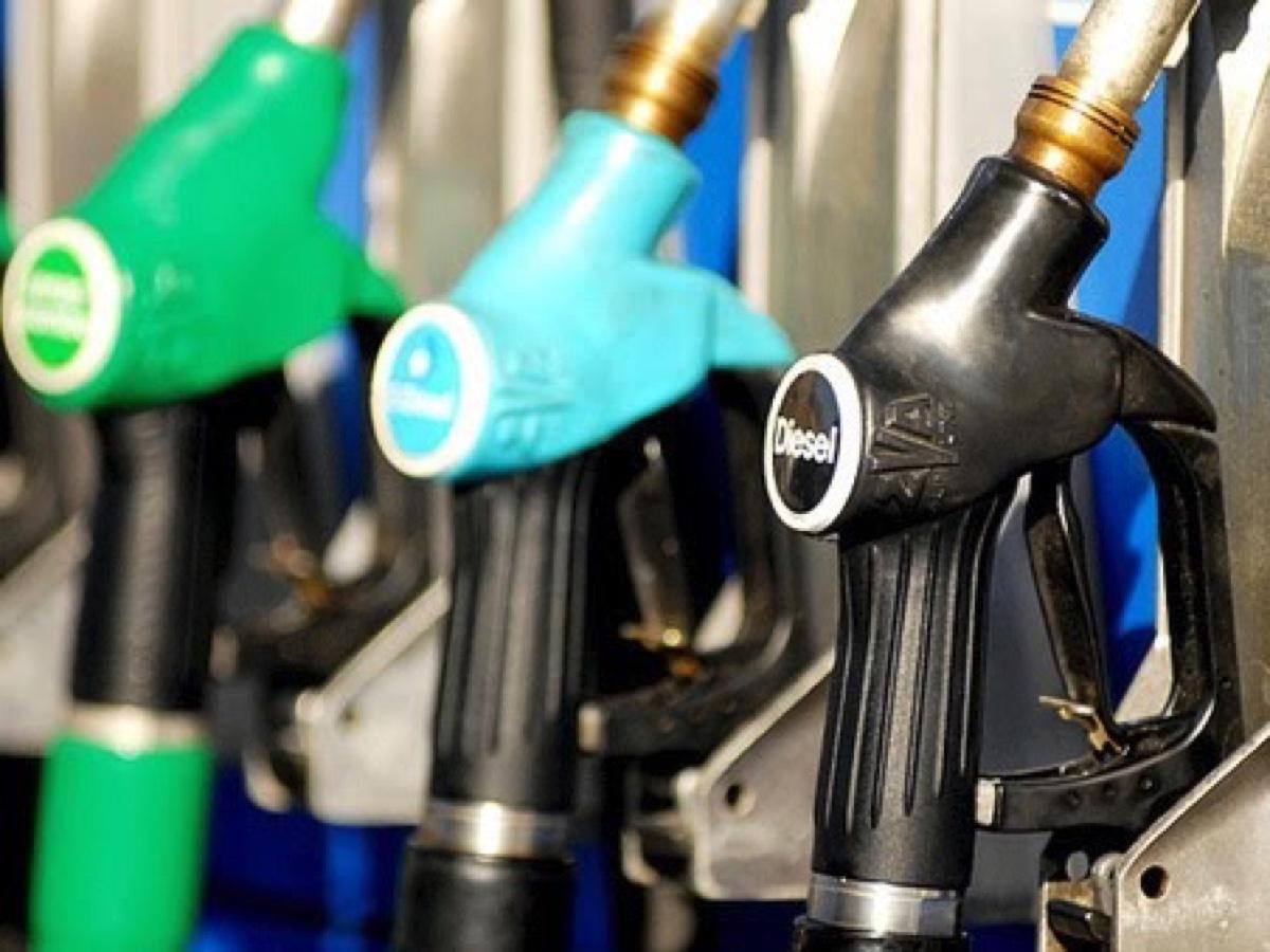 Pompa carburanti autotrazione