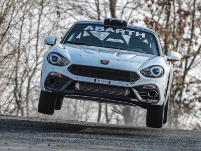 Abarth presents its plans for the new 2020 Racing Season in Rally and Formula 4