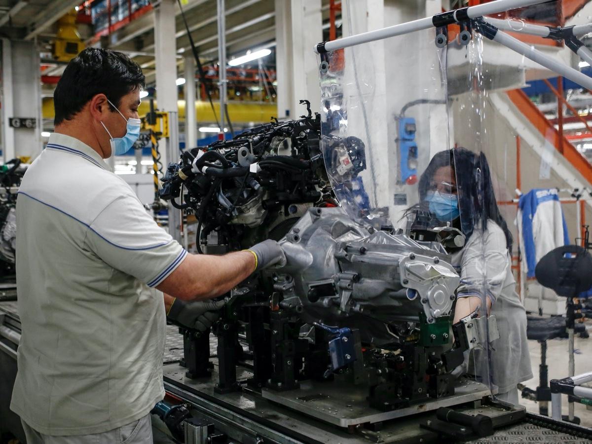 FCA produzione impianto Sevel