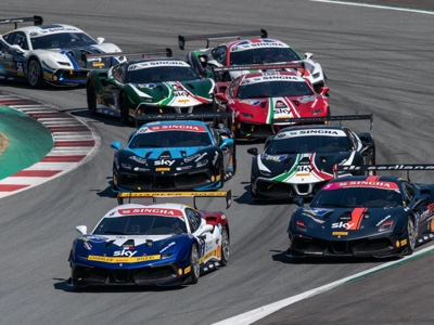 A Misano nel weekend il 6° round del Ferrari Challenge Europe