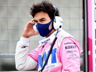 F1: Perez positivo al Covid, salterà il GP di Gran Bretagna
