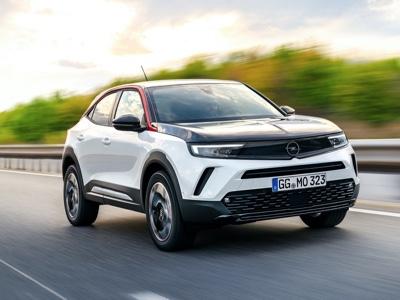L'edizione speciale First Edition premia gli acquirenti online del nuovo Opel Mokka