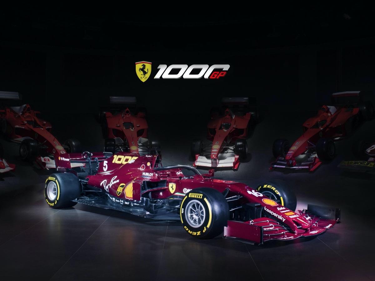 Ferrari SF100 GP Mugello