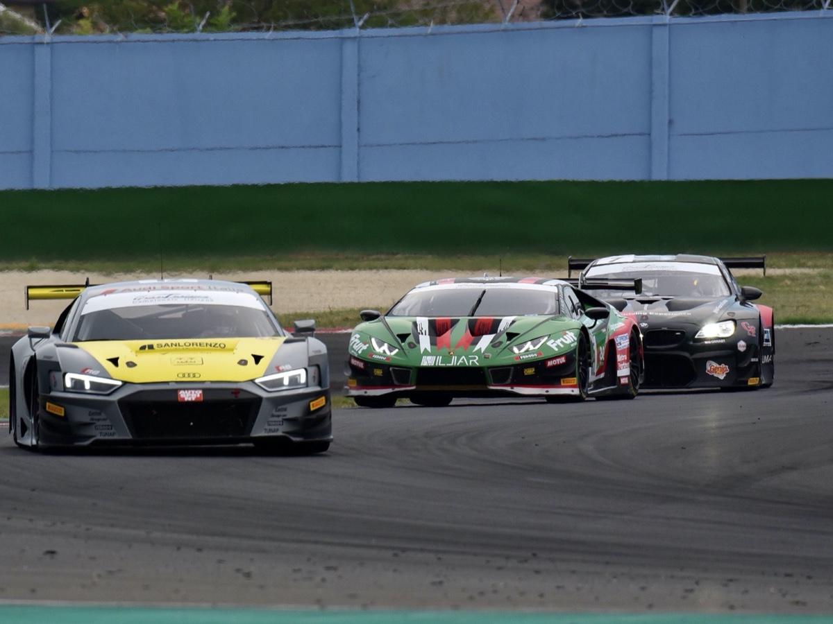 Campionato Italiano Gran Turismo Sprint